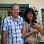Eisha geht mit Sandra in die Schweiz