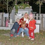 Jade mit Nina und ihren lieben Kindern