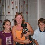 Adonis mit Familie Bauer