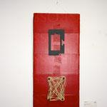 GROSS - 2013, Karton, Eisen, Schnurr