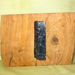 Durchbruch - 2013 - Eiche, Granit