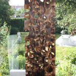 O.T. - 2014 - Holz, geflämmt