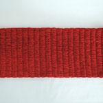 Schlauchschal aus Seide-Viskose - verkauft