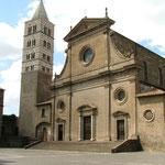 Viterbo, cattedrale di San Lorenzo
