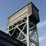 Schacht MS 4, der Hammerkopfturm wurde 1925 erbaut und ist der letzte dieses Types der noch erhalten ist