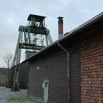 1876 wurde das Fördergerüst des Ottiliae Schachtes von der Zentralen-Königlichen Bergschmiede Clausthal-Zellerfeld konstruiert. Es ist das älteste eiserne Fördergerüst Deutschlands
