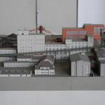 Model der Oeynhausenschachtanlage