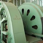 Fördermaschine Schacht 4, Südlich