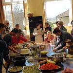 Atelier cuisine Tibétaine