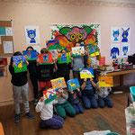 Ateliers enfants dans le cadre de l'alae
