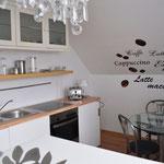 Küche 1 Ferienhaus am See Kaschubei Polen