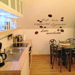 Küche 2 Ferienhaus am See Kaschubei Polen