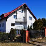 Ferienhaus am See Kaschubei Polen