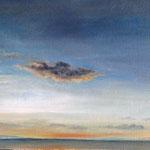 Mona Fischer´Kleine Wolke`, Öl/Leinwand