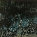 Deep Inside, 08 n.T./1994, 150x200 cm, Acryl auf Leinwand