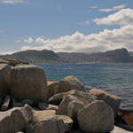 False Bay von Simons town