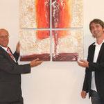 Ausstellung im Brunauer Zentrum in Salzburg