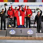 Siegerehrung Mannschaft Herren | WM 2012