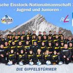 Deutsche Eisstock-Nationalmannschaft 2012 | Jungen und Junioren