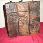 Pfeffermühlen Eichenset Holz