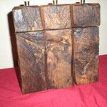 Pfeffermühlen Eichenset Holz Unikat Einzelstück Gewürzmühle handarbeit design