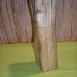 Pfeffermühle, Gewürzmühle aus Eiche Holz Unikat Einzelstück  handarbeit design
