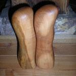 Pfeffermühlen Salzmühlen Set Apfel Holz