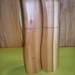 Pfeffermühlen Salzmühlen Set Eberesche Holz
