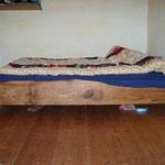Mein eigenes Bett Eiche