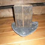 Pfeffersalzmühlenset aus alter Fassdaube Holz Unikat Einzelstück Gewürzmühle handarbeit design