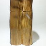 Pfeffermühle Gewürzmühle Unikat handarbeit holz Einzelstück strässler crush Grind