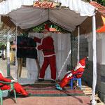 Schule für Santa Claus Nachwuchs
