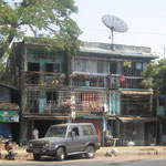 in Yangoon