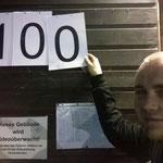 Andre machte gegen Ernsthausen die 100 voll; Spvgg. - TSV Ernsthausen 8:2