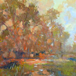 Autumn on the Brandywine - oil