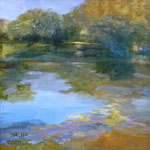 The Pond- oil