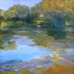 The Pond- oil
