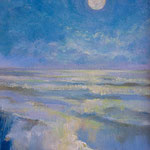 Moonglow on the Surf
