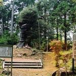 静岡県富士郡芝川町西山の本門寺