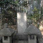 愛知県幡豆郡吉良町駮馬の法応寺跡