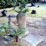 大阪府堺市堺区南旅籠町東の南宗寺 旧墓