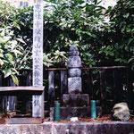 長野県木曽郡木曽町福島門前の長福寺
