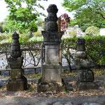 埼玉県飯能市下直竹の長光寺