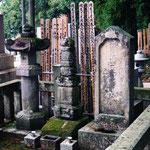 茨城県笠間市笠間の月崇寺
