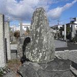 三重県伊勢市大世古の市営墓地