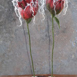 Blume (2 Stk.) Nr. | Flower (2 pieces) No. 56 |   48 €   | ca. 35 cm