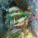 Portrait:Blick ins Innere 24x30cm