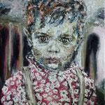 Portrait:Erkenntnis der Welt 50x70cm