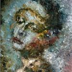 Portrait:Gelassenheit 24x30cm