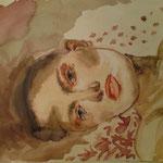 Portrait:Euphorie 24x18cm